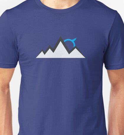Echo Mountain Unisex T-Shirt