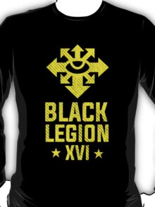 Black Legion XVI - Warhammer T-Shirt