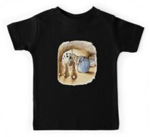 Beatrix potter - The Fireplace Kids Tee