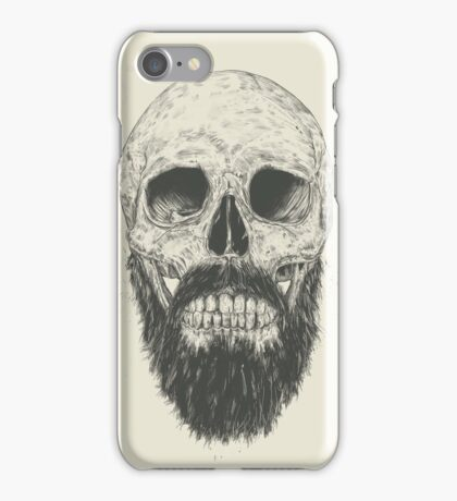 Beard is the new trend iPhone Case/Skin