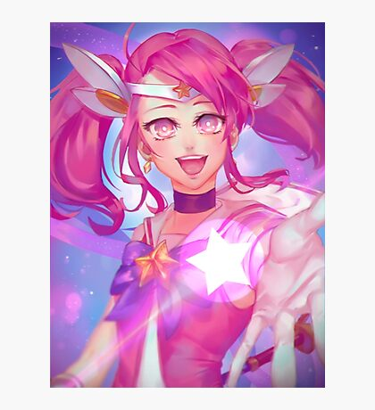 Lux Star Guardian Photographic Print