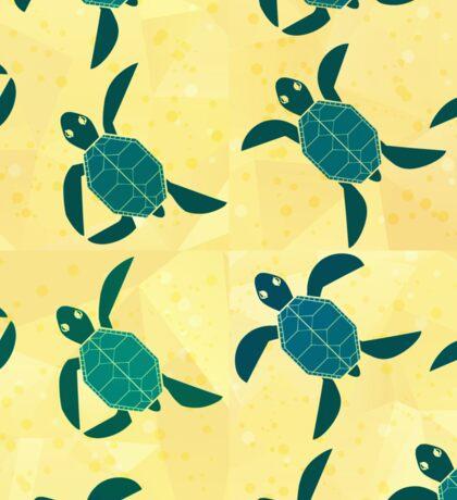 Turtle Pattern Sticker