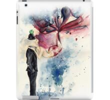 Magritte, Son of Man, Apple & Mermaid iPad Case/Skin