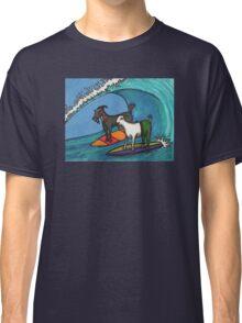 Surfing Goats Classic T-Shirt