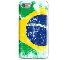 Flag of Brazil iPhone Case/Skin