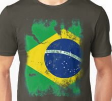 Flag of Brazil Unisex T-Shirt