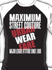 URBAN WEAR FARE T-Shirt