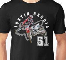 JUSTIN #51 barcia Unisex T-Shirt