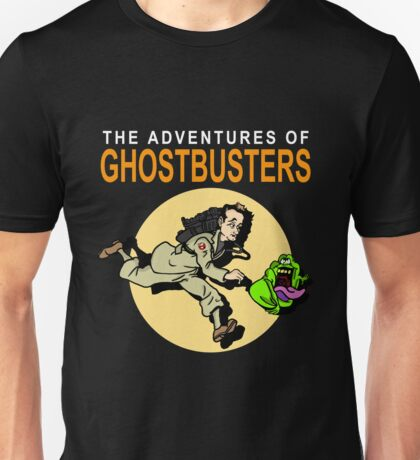 TinTin Ghostbusters Unisex T-Shirt