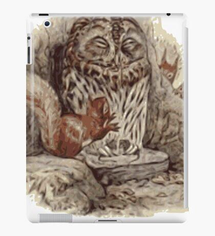 Beatrix potter Sleepy Owl iPad Case/Skin