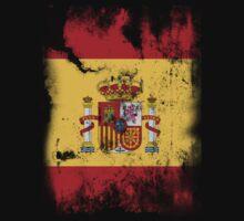 Flag of Spain One Piece - Short Sleeve