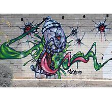 Gruesum Toothsum-Tucson wall art Photographic Print