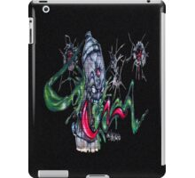 Gruesum Toothsum-Tucson wall art iPad Case/Skin