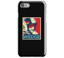 Wedge - Hero of the Rebellion : Inspired By Star Wars iPhone Case/Skin