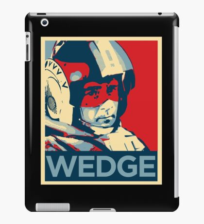 Wedge - Hero of the Rebellion : Inspired By Star Wars iPad Case/Skin