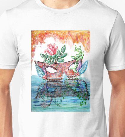 Masking Depression Unisex T-Shirt
