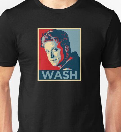 Wash : Inspired by Firefly and Serenity Unisex T-Shirt