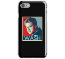 Wash : Inspired by Firefly and Serenity iPhone Case/Skin