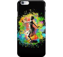 African Rain Dancer (Edited!)  iPhone Case/Skin