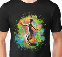 African Rain Dancer (Edited!)  Unisex T-Shirt
