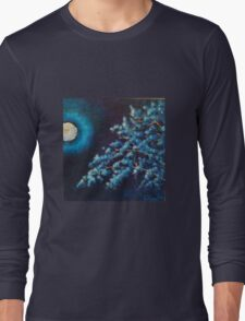 Cold Moon Long Sleeve T-Shirt