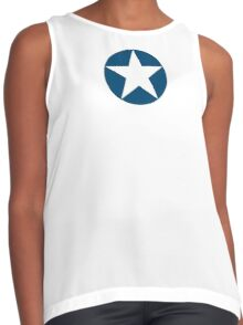 AIR FORCE, SYMBOL, WWII, USA, May 1942, to July 1943 Contrast Tank