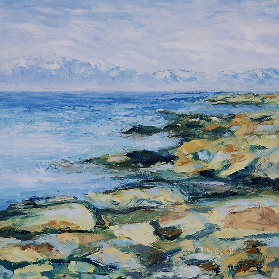 The Sea to Me  by TerrillWelch