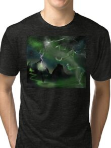 Fury of The Wicked Witch  Tri-blend T-Shirt