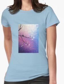 Lovebirds Womens Fitted T-Shirt
