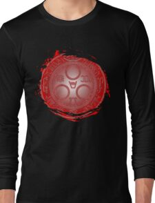 Silent hill halo of the sun Long Sleeve T-Shirt