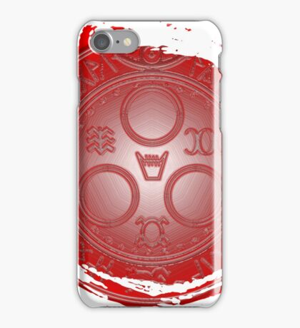 Silent hill halo of the sun iPhone Case/Skin