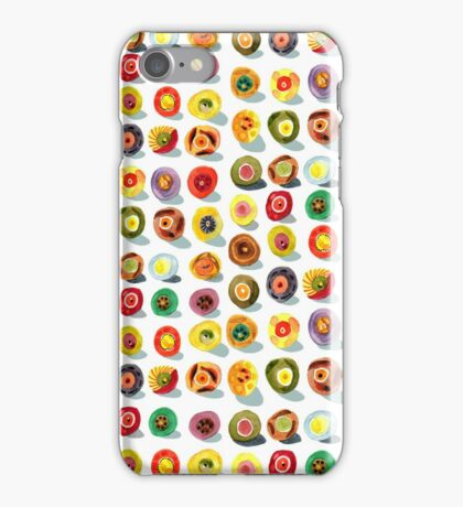 Painted Hors d'oeurves iPhone Case/Skin