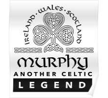 Limited Edition 'Murphy: Another Celtic Legend' Ireland/Scotland/Wales Accessories Poster