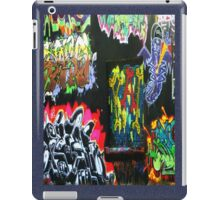 Skrappys by the tracks iPad Case/Skin