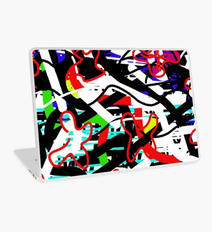 Colorful abstraction Laptop Skin