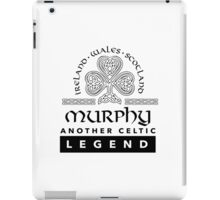 Limited Edition 'Murphy: Another Celtic Legend' Ireland/Scotland/Wales Accessories iPad Case/Skin