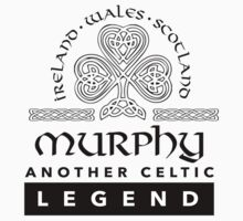 Limited Edition 'Murphy: Another Celtic Legend' Ireland/Scotland/Wales Accessories by Albany Retro