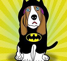 batman dog  by motiashkar