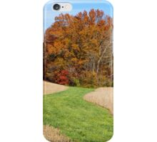 Step Into Autumn iPhone Case/Skin