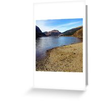 Scottish Lochs and Mountains Greeting Card