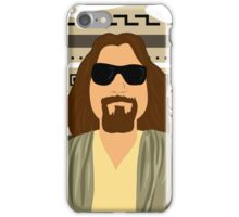 The Big Lebowski iPhone Case/Skin