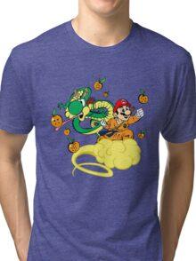 Super Mario Ball Tri-blend T-Shirt