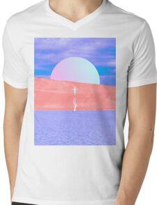 Biss Mens V-Neck T-Shirt