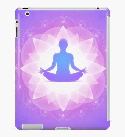 Buddha Yoga Zen iPad Case/Skin