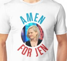 Amen For Jen - Jennifer Lawrence Unisex T-Shirt