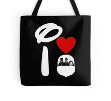 I Heart Haunted Mansion (Inverted) Tote Bag