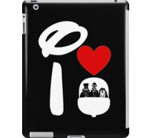 I Heart Haunted Mansion (Inverted) iPad Case/Skin