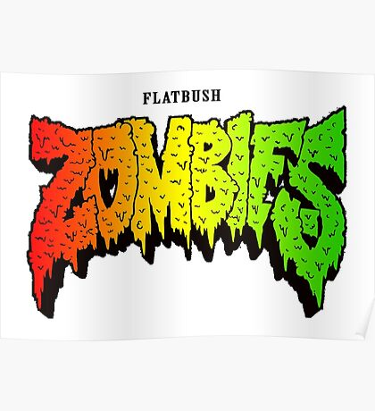 Flatbush Zombies Poster