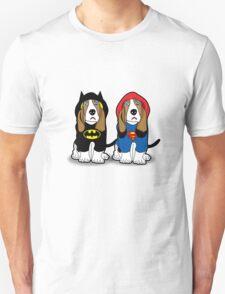 super heroes T-Shirt