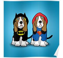 super heroes Poster